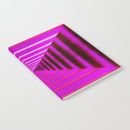 Purple Abyss Notebook
