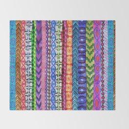 Peru Stripe II Throw Blanket