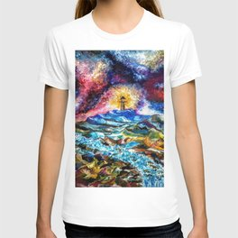 Lighthouse Landscape T-shirt