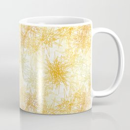 Golden Lemon Coffee Mug