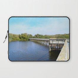 Lake front Laptop Sleeve