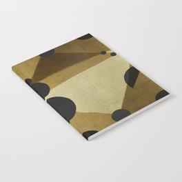 """African retro pattern (Ethnic)II"" Notebook"