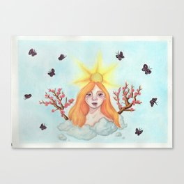 'Rise' Canvas Print