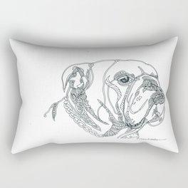 Wonder Max Rectangular Pillow