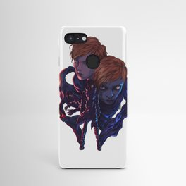 Lara and Leon Android Case