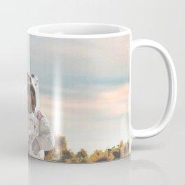 The Sunflower Galaxy, Messier 63 Coffee Mug