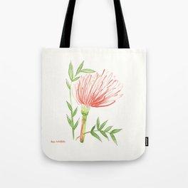 Pin Cushion Flower Tote Bag