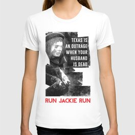 Misfits JFK Poster Series - Your Husband is Dead T-shirt