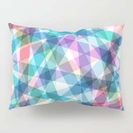 Lazer Dance Pastel Pillow Sham