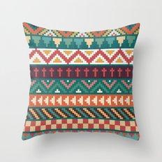 Southwestern Pattern Throw Pillow