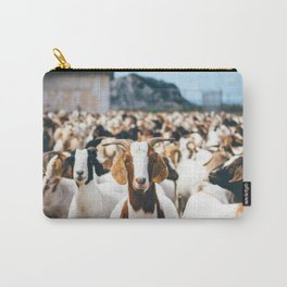 Goats! Carry-All Pouch