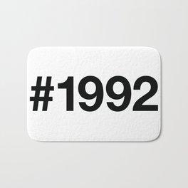 1992 Bath Mat