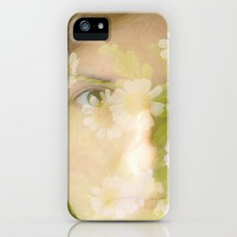 Spring that never ends iPhone Case