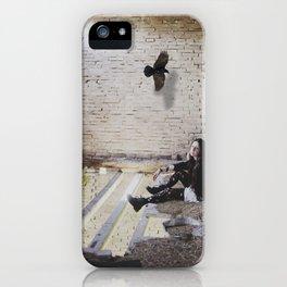 Raven Queen iPhone Case