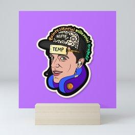 Temp Mini Art Print
