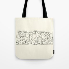 The Inspector Tote Bag