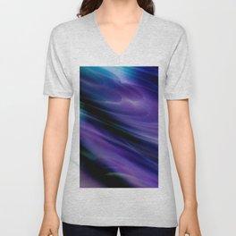 Purple Conception Unisex V-Neck