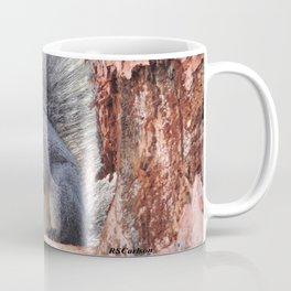 Squirrel Snack Coffee Mug
