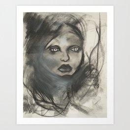 The Art of Self-Doubt Art Print