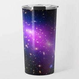 Colliding Galaxies Travel Mug