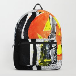 THE GREAT PUMPKIN STRIKES BACK Backpack