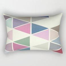 T R I _ N G L S Rectangular Pillow