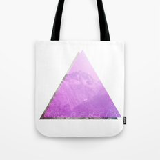 go gently Tote Bag