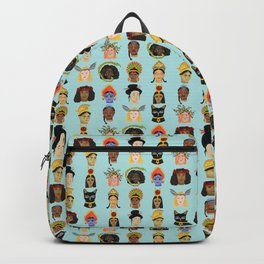 Goddesses Around the World Backpack