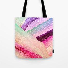 FLAWLESS UNICORN RAINBOW Tote Bag
