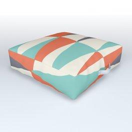 Zaha Retro Juice Outdoor Floor Cushion