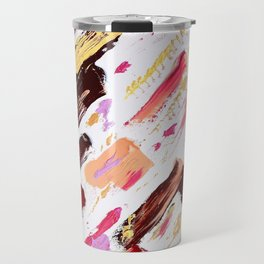 """Candy Store"" Painting Travel Mug"
