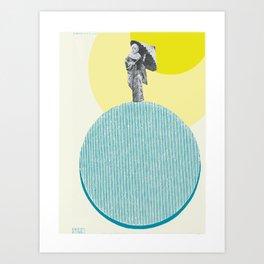 Saros Solar Art Print