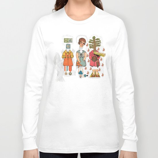 Silly Girls Long Sleeve T-shirt