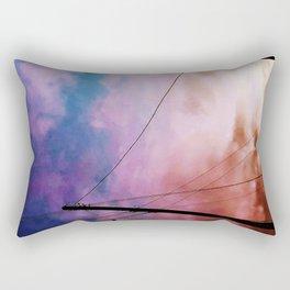 Hello Euphoria Rectangular Pillow