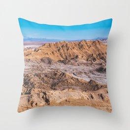 Valle de la Luna (Moon Valley) in San Pedro de Atacama, Chile 2 Throw Pillow