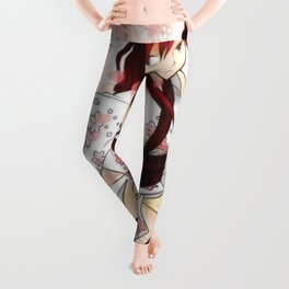 Erza Scarlet Sword Leggings