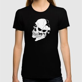 Skull (Fragmented and Conjoined) T-shirt