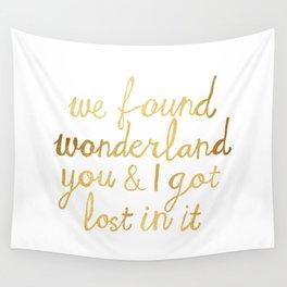 Wonderland Wall Tapestry