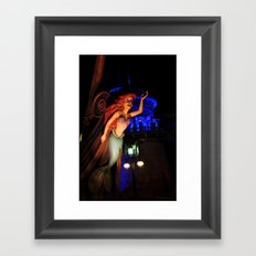 Ariel Framed Art Print
