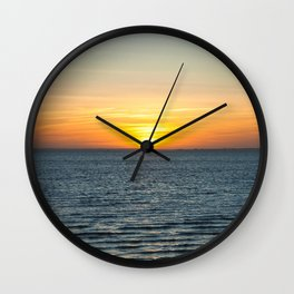 150 - Sunrise Wall Clock