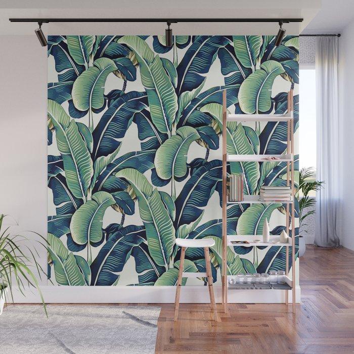 Banana leaves Wall Mural