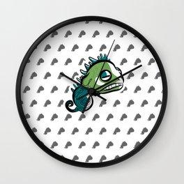 Mr. F Wall Clock