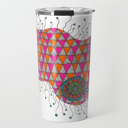 I Need An Amoeba Travel Mug