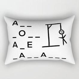 A Cab / Magical Feminism Rectangular Pillow