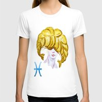 pisces T-shirts featuring Pisces by Aloke Design
