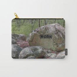 Four Letter Word Carry-All Pouch