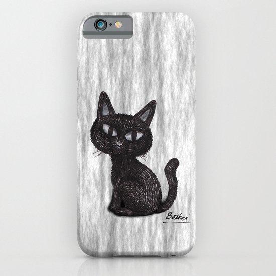 BLACK CAT 2 iPhone & iPod Case