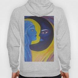 Blue Moon Hoody