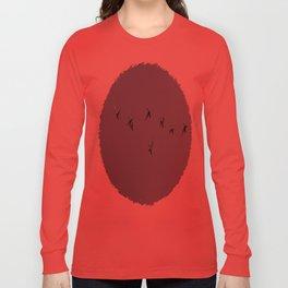 Flock Long Sleeve T-shirt
