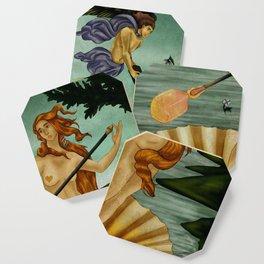 Gafferdite - Composition Coaster